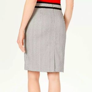 Calvin Klein pencil Skirt Black